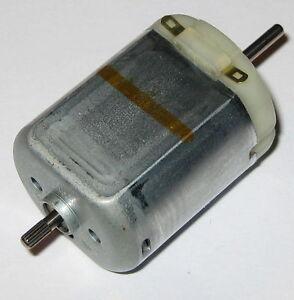 Mabuchi-FC-280SA-Motor-4-5-V-DC-Dual-2mm-Diameter-Shaft-Small-Hobby-Motor