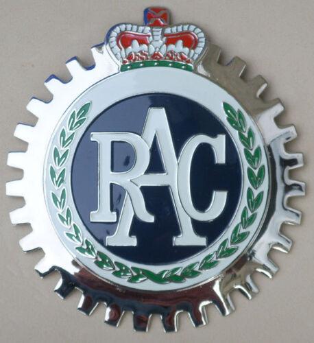 Real Automóvil Club Car Rejilla Insignia-Rac