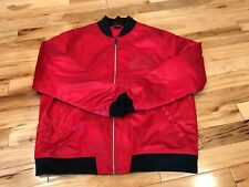 ee0f1d8bfe6 item 4 Nike Air Jordan 6 Red Smooth Fabric Bomber Jacket 833918-687 Men's  XXL NWT -Nike Air Jordan 6 Red Smooth Fabric Bomber Jacket 833918-687 Men's  XXL ...