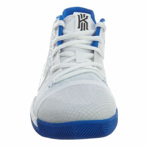 sports shoes bc1f2 4a107 4 of 6 Nike Kyrie 3 Little Kids 869985-102 White Hyper Cobalt Shoes Youth  Size 12