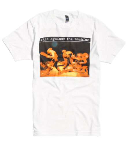 Rage Against The Machine Live Tom Morello Rock Licensed Tee T-Shirt Men