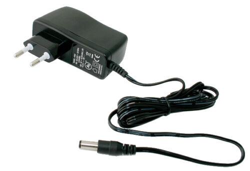 Stecker Netzteil mit Ausgangsspannung Gleichstrom 9 Volt 1000mA input 100-240 V
