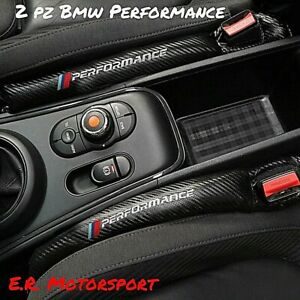 Morbide-Imbottiture-CARBON-lati-sedili-Gap-Nero-034-M-Performance-034-Bmw