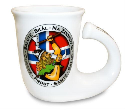 Viking Horn Coffee Mug