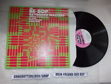 LP VA Be-Bop Keyboard Masters 2LP (32 Song) VOGUE FRANCE