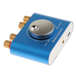 Amplificatore Bluetooth Mini Wireless Audio Power Amp Per Home HiFi