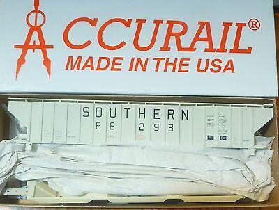 Accurail HO #6505 Union Pacific P-S 4750 Grain Hopper Kit Form
