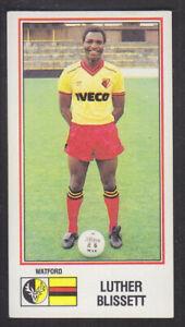 Panini-Football-83-324-Luther-Blissett-Watford