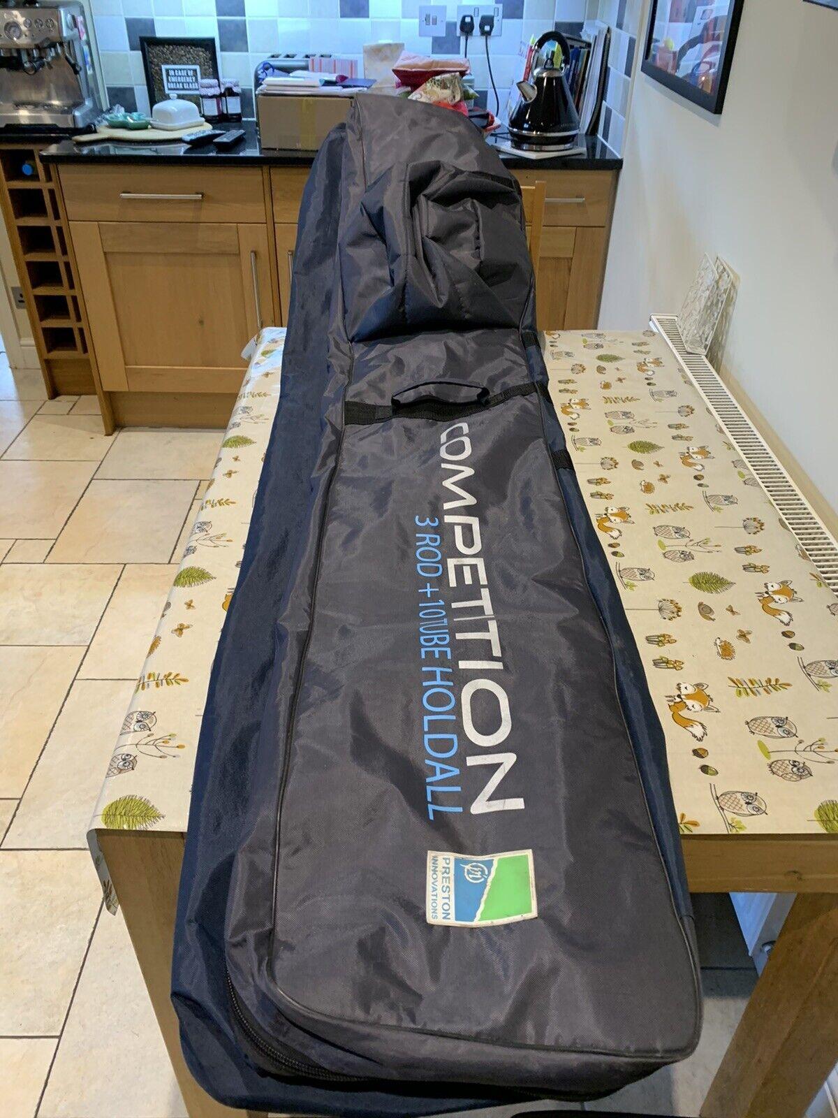 GREYS PROWLA SINGLE ROD SLEEVE 7//8//9//10//11/' CARP MATCH FISHING LUGGAGE HOLDALL