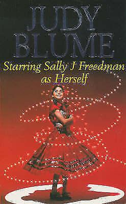 """AS NEW"" Starring Sally J. Freedman As Herself (Piccolo Books), Blume, Judy, Boo"