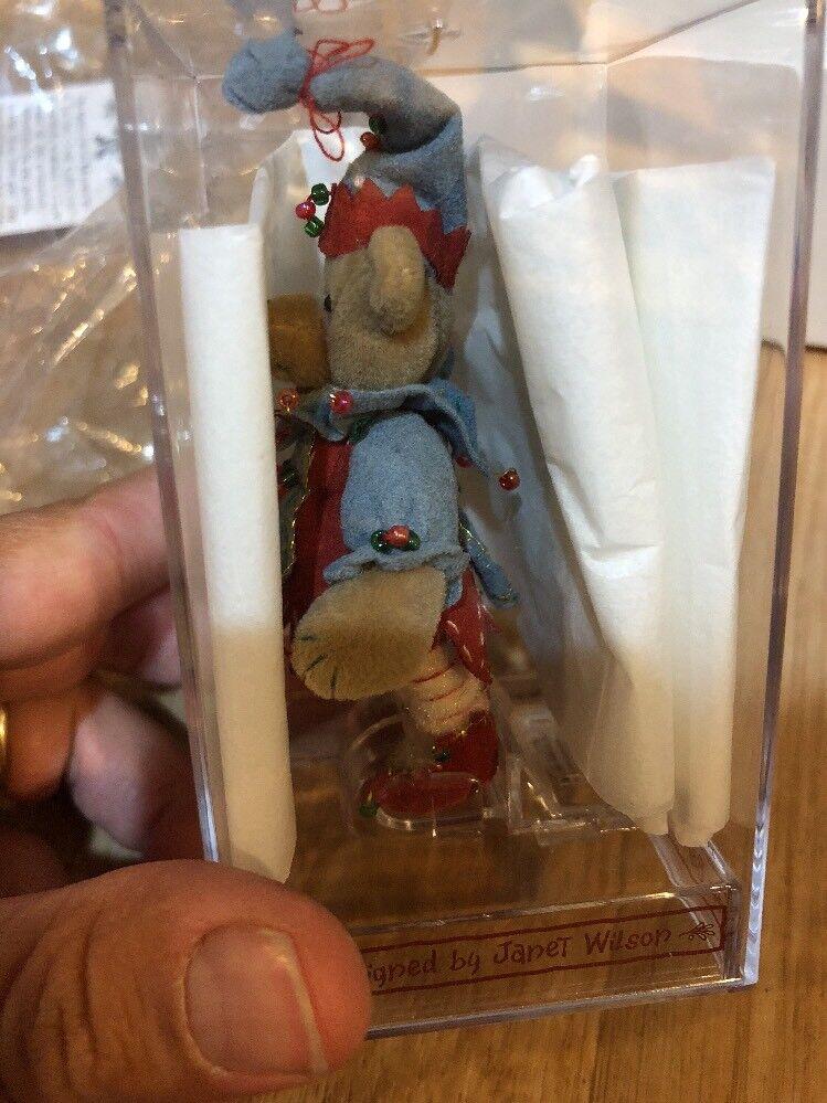 te hará satisfecho Barton's Creek Collection Gund Ernest 3    Miniatura Oso Nuevo  minoristas en línea