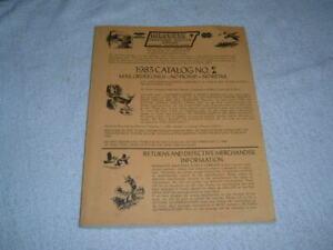 1983 Midsouth Tireurs D'alimentation Company Catalogue #2 Excellent état-afficher Le Titre D'origine