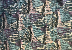 Vintage-1950s-Abstract-Curtain-Fabric-For-David-Whitehead