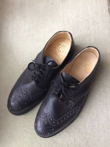 50 Leather Plus Welted Black Uk Shoes Goodyear 7 Safety Fax7x