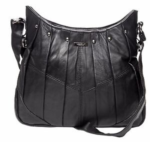 e831b8756a On Trend Ladies Soft Leather Handbag Bag Latest Style With Pleats ...