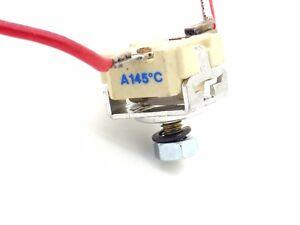 1x-temperaturbegrenzer-a-145-C-6a-250v-z42-43-Kema-Keur-t250-termostato-th18