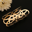 Punk-Women-Ladies-Gold-Plated-Hollow-Open-Wide-Bangle-Cuff-Bracelet-Jewelry-Gift thumbnail 6