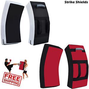 ROAR-Kickboxing-Strike-Shield-Curved-Arm-Punch-Shield-Focus-Mitts-MMA-Muay-Thai