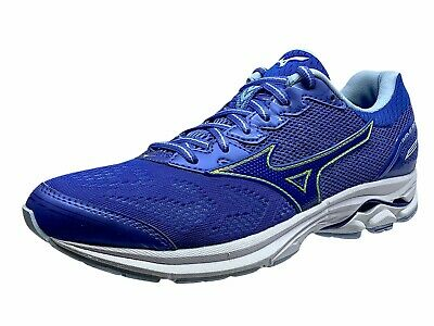 8 Athletic Running Shoes Blue Green