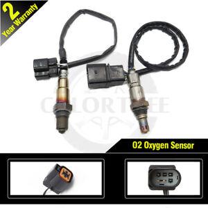 2PCS-Air-Fuel-Ratio-Oxygen-Sensor-For-Hyundai-Elantra-Kia-Spectra-2-0L-2003-2009