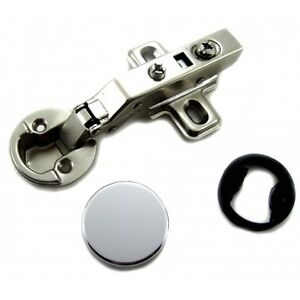 "1""/26mm Hole Euro Hydraulic Soft Close Full Overlay Hinge For Cabinet Glass Door"