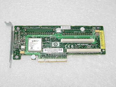 Short Bracket HP Smart Array P400 SAS RAID CARD 447029-001  Warranted