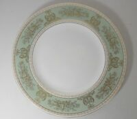 Wedgwood Columbia-Sage Green Salad Plate