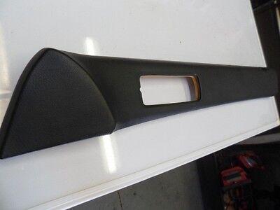 91 92 93 94 95 ACURA LEGEND SEDAN RIGHT FRONT DOOR PANEL UPPER TRIM TYPE A BLACK