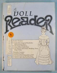 Doll-Reader-Vintage-Collectors-Magazine-October-1984-Dolls-With-Wardrobes-O