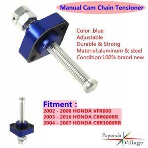 Adjustable Motorcycle Manual Cam Timing Chain Tensioner For Honda