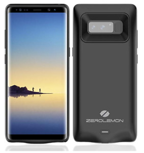 Galaxy Note 8 Battery Charger Case, ZeroLemon SlimPower 5500mAh Extended