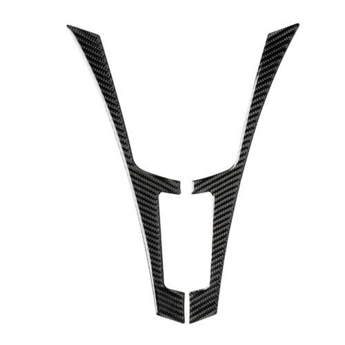 Fits Infiniti Q50//Q60 2014-2019 Interior Panel Trim Cover Carbon Fiber Sticker
