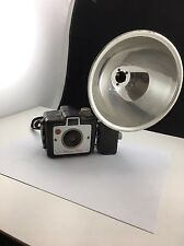 Kodak Brownie Holiday Flash Camera Kodet Lens Kodalite Flash Rochester New York