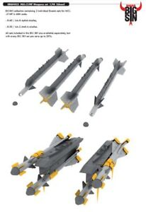 Eduard-Gross-Sin-1-48-Mikoyan-Mig-21mf-Waffen-Set-Sin64822
