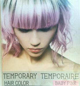Temporary Hair Color Comb in Wash out Purple 1 Kit