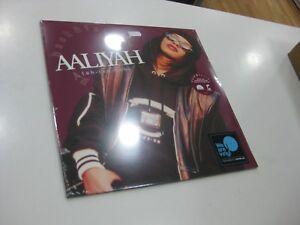 Aaliyah Ah Lee Yah LP Back & Forth RSD 2018