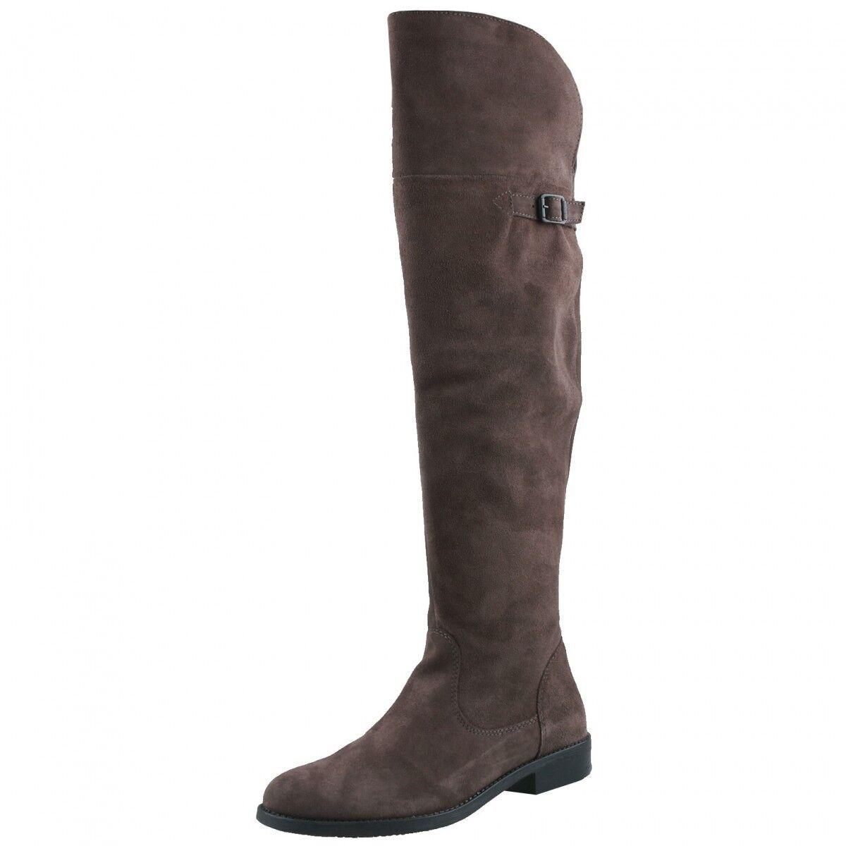 NUEVO Tamaris Zapatos De Mujer botas Sobre La Rodilla botas Mujer botas de piel