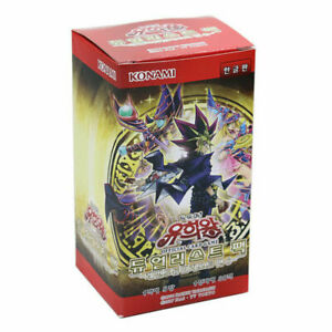 Yu-Gi-Oh-YUGIOH-Card-Duelist-Pack-Legend-Duelist-6-Booster-box-Korean-ver