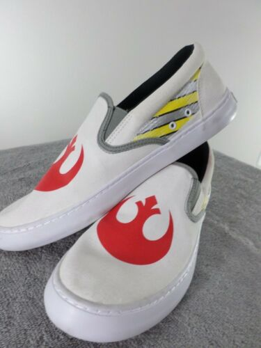licenza Slip Sperry Shoes 5 nuovo 5 con 9 on 10 Star 11 Rebel Wars U6fw46qO