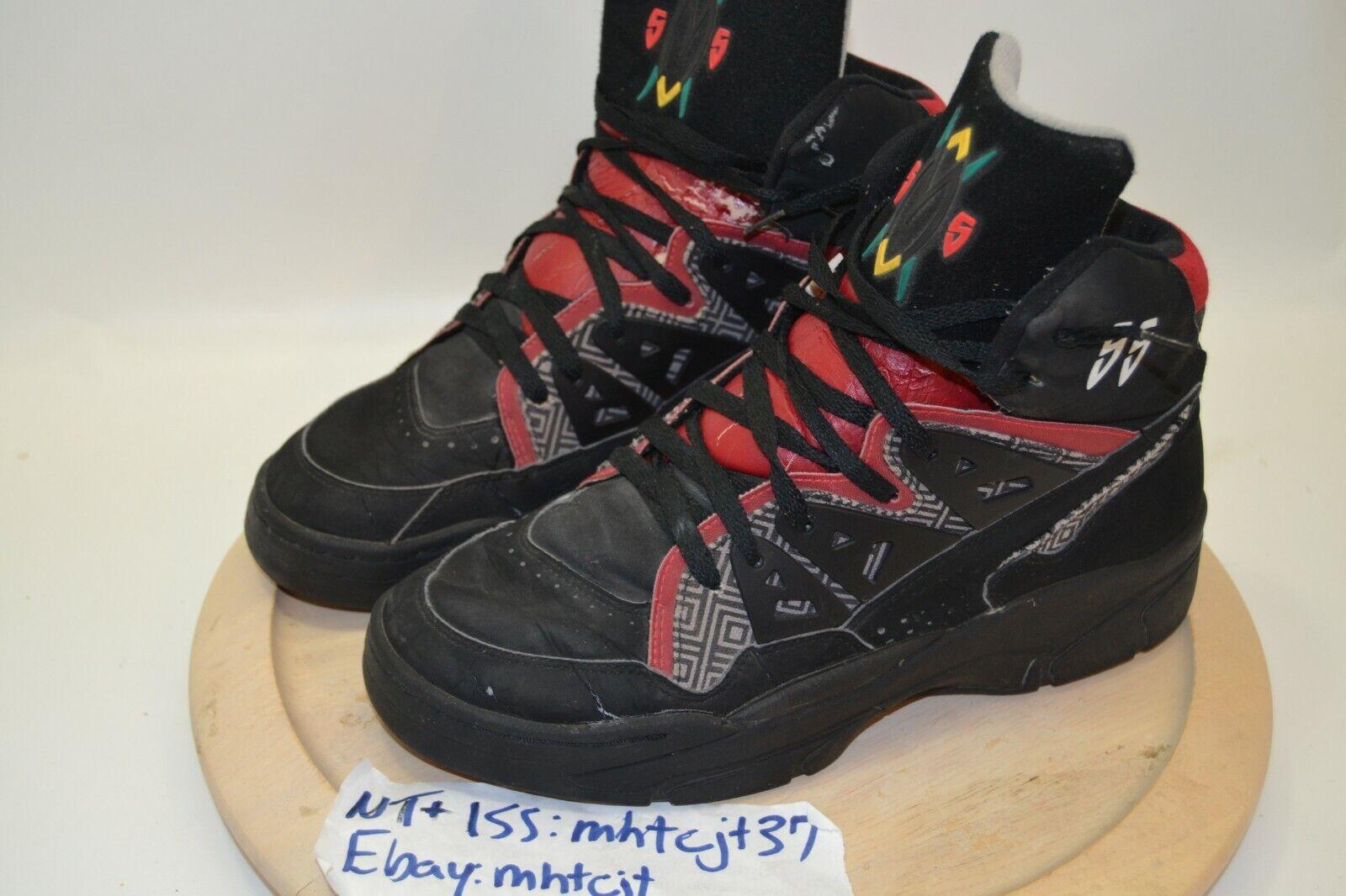 Adidas Original Vintage Mutumbo Sneakers 1993 sz 11.5 11 1 2