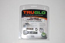 Truglo Tru-Bead Turkey Xtreme Dual Color Universal Fiber Optic Sight for Shotgun