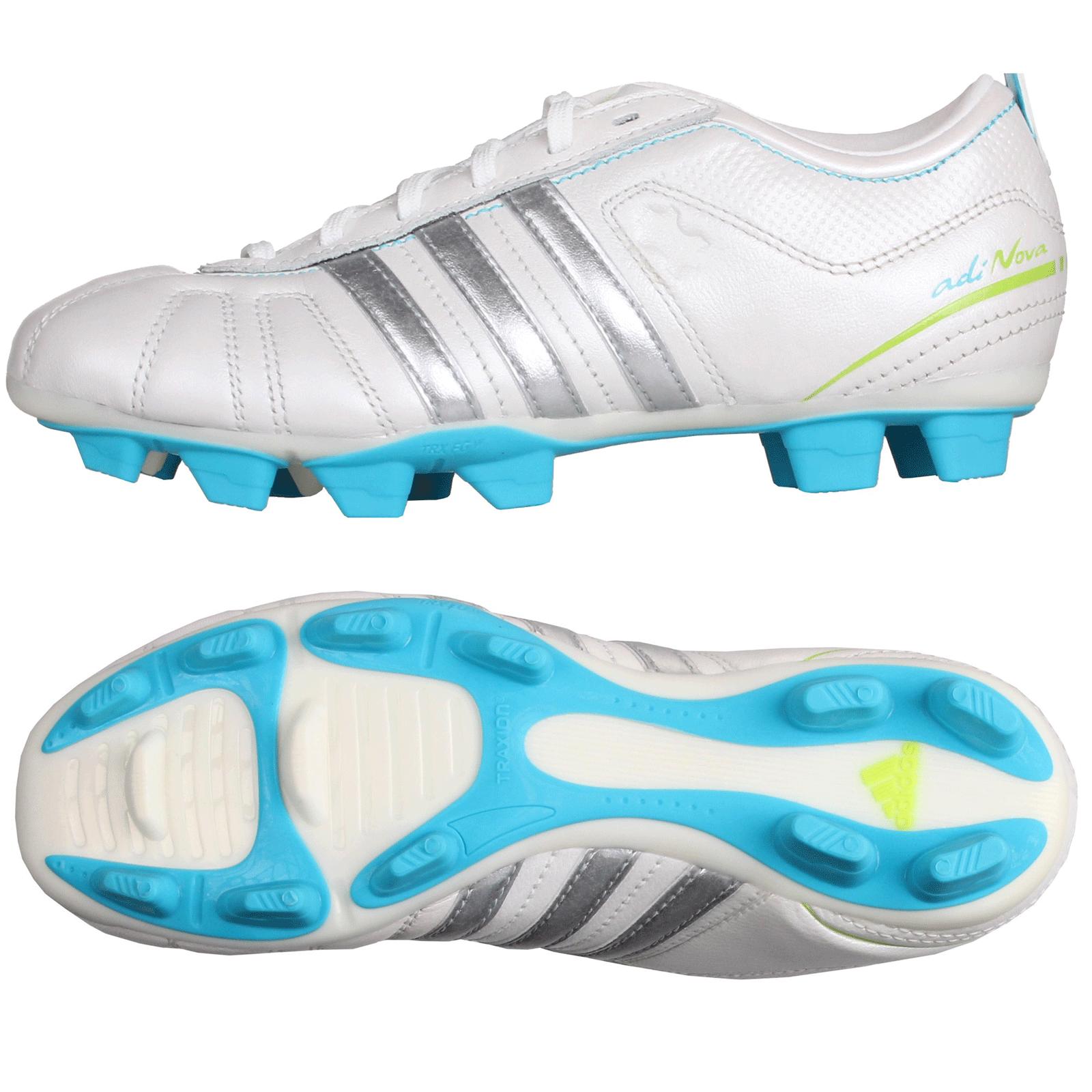 Adidas AdiNova IV TRX FG W femmes football bottes only 4 femmes Soccer chaussures nouveau  Boxed