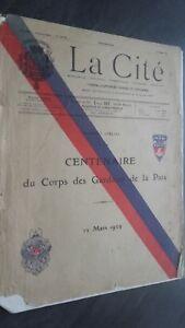 Brochure Settimanale La Cite Numero Special N°136 Bis 21 Mars 1929 ABE