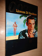 DVD N°1 007 JAMES BOND PLATINUM COLLECTION LICENZA DI UCCIDERE