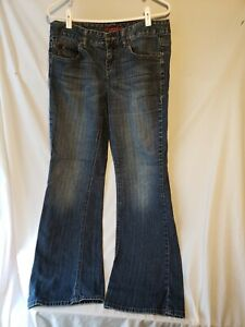 1c3a5ab5 Image is loading Tommy-Hilfiger-Freedom-Jeans-Womens-Size-8-Straight-