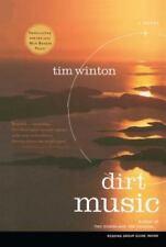 Dirt Music : A Novel, Tim Winton, Good Condition, Book