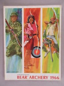 Bear-Archery-CATALOG-1966-Fred-Bear