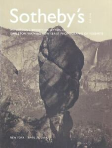 Sotheby-039-s-Catalogue-Photographs-of-Yosemite-28-04-2004