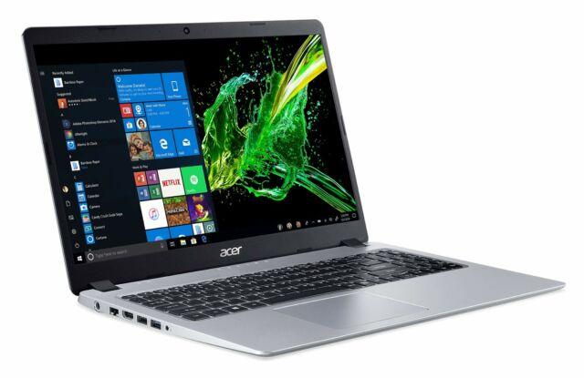 "Acer Aspire 5 Slim Laptop 15.6"" Full HD IPS Display AMD Ryzen 3 3200U Vega 3 ..."