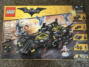 New LEGO 70917 - The Batman Movie - The Ultimate Batmobile - 1456 Pieces